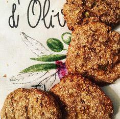 Banana bread cookies- Banános kekszek – Foods Graham Flour, Banana Bread Cookies, Oat Flour, Rolled Oats, Foods, Baking, Healthy, Blog, Food Food