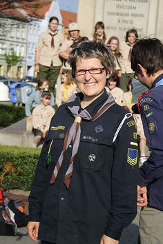 Sea Scout leader from Czech Republic- wikimediacommons