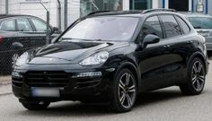 Porsche Cayenne Hybrid as a Powerful Electrical Car repinned by @samueldengel