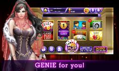Be familiar baccarat game with Genie. If you like slot game genre, this is suit game for you.★DOWNLOAD:  https://goo.gl/FIWyhV ★Fanpage: https://goo.gl/E1gnWr ★Group: https://goo.gl/ktYeXt