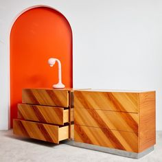 "Coming Soon on Instagram: ""1980s Dresser by Canadian Roger Rougier"""