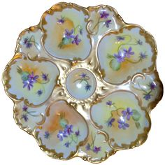 Hand Painted Limoges T