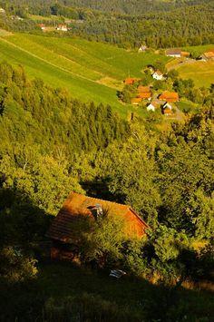 Region #Südsteiermark - Austria, photo by @Andreas Sturmlechner