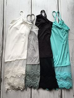 Lace Top Extender