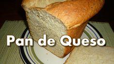 Pan de QUESO en Panificadora (maquina de pan)