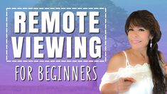 Remote Viewing For Beginners - Step By Step Guide to Remote View 👁 - YouTube Remote Viewing, Psychic Development, Psychic Mediums, Psychic Abilities, Spirit Guides, Training Courses, Step Guide, Fitness Tips