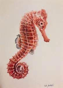 Seahorse Paintings - Bing Images