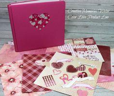 Creative Memories Watercolor Love product bundle