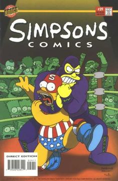Simpsons Comics 29 - Bill Morrison, Matt Groening