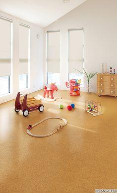 KR2271 コルクタイル 床材|商品詳細|サンゲツ