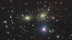 Space Friday: Space Weather, Plasma Rockets, and a Young Galaxy Cluster