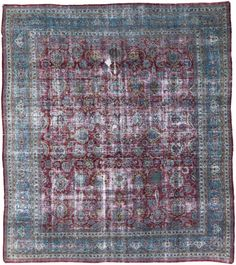Hard-Working Najafabad Persian 9 X 12 Wool Hand-knotted Traditional Floral Oriental Area Rug And Digestion Helping Rugs & Carpets Area Rugs