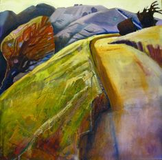 """""""Rawlsbury Camp"""" by Sue Fawthrop"""