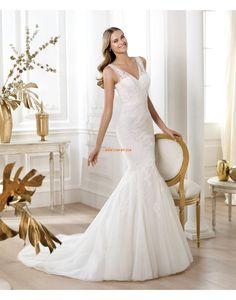 V-hals Elegant & Luxe van Teenpassing Bruidsmode 2014