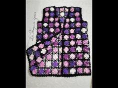 Motifli Yelek Yapımı 1.Aşama -Motif Yapımı-crochet idea - YouTube Needle Lace, Chrochet, Crochet Stitches, Diy And Crafts, Make It Yourself, Knitting, Sweaters, Blog, Youtube