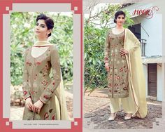 Beautiful light brown Designer suit more inquiry please what's app me+918128939797  #salwarsuits