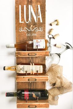 Botella de champ/án 4pcs lot de Navidad establece nuevos adornos de mesa de Navidad de bolsas botella de vino rojo de peluche bolsas blancas de botellas de vino utenciles Navidad juego de botellas de