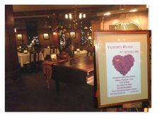 Valentine's Weekend At Settlers Inn Celebrate with your sweetie Friday February 14th, 2014 from 5:30 - 9:30pm $75 Prix Fixe Menu; Live Entertainment. Call for reservations today. www.thesettlersinn.com or 570-226-2993