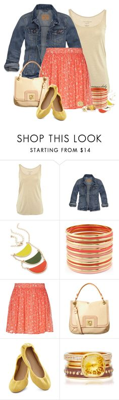"""Pollen Season"" by autumnsbaby ❤ liked on Polyvore featuring Fine Collection, Hollister Co., Fantasy Jewelry Box, Paul & Joe Sister and Orla Kiely"