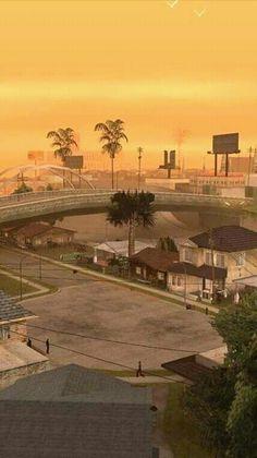 Grove Street - GTA San Andreas