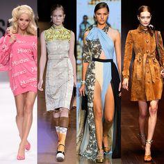Hoy finaliza la Semana de la Moda de Milán, en la que hemos podido ver, de la mano de grandes firmas de moda como Armani, Versace, Gucci, Prada o Moschino cuáles van a ser las tendencias para la primavera verano de 2015. ¡Descubre lo mejor de Milán en inVIPtus!