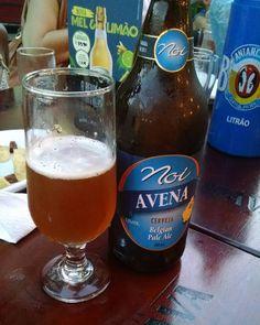 Noi Avena Belgian Pale Ale #belgianpaleale #paleale #avena #noi #cerveja #bier #biere #birra #cerveza #beer #pin