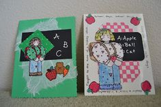 Kim Ferguson's Crafting Blog - Rubber Stamping and Scrapbooking: Back to School