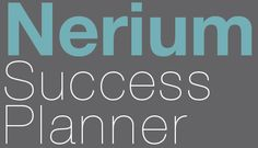The+Nerium+Success+Planner+Survival+Guide