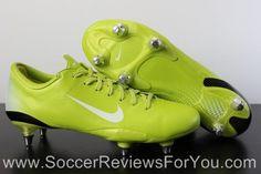 Nike Mercurial Vapor 3 Review