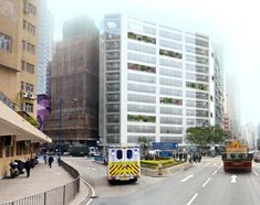 Gallery of MVRDV Begins Work on Cheung Fai Conversion in Hong Kong - 1