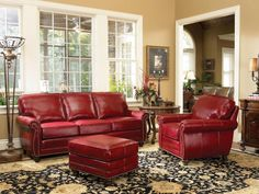 30210LEATHER in by Smith Brothers Furniture in Bowling Green, KY - Sofa