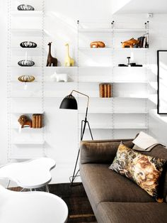 Nordic * Icelandic Interior Designer Rut Kara and Danish homewares maven Tine K.