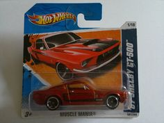 2011 - FORD Mustang ´1967 Shelby GT500 (Hot Wheels)