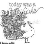 Peacock with Quotes Coloring Page Quote Coloring Pages, Free Coloring Pages, Beautiful Creatures, Animals Beautiful, Baby Slippers, Peacock, Booty, Crochet, Quotes