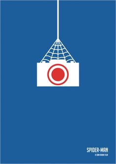 Very nice pin Spiderman. film-posters