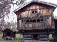 Norwegian Storage House