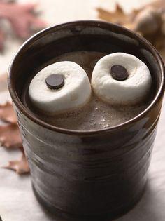 Haunted hot chocolate mix