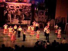 """▶Mexico: Bailable del Día de las Madres del Colegio William James, """"La Raspa"""" Primaria - YouTube"""