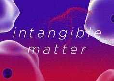 Intangible Matter #webdesign