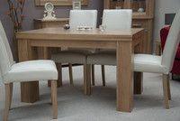 Chunky Oak 1250 Dining Table £399