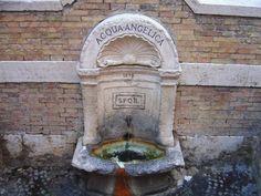 Fontana dell'Acqua Angelica