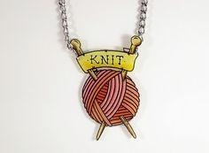 knitting tattoo... classic