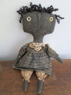 Prim Doll by Bettesbabies