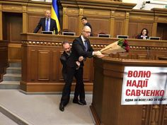 Today's attempted coup in the Ukrainian parliament in which an MP tried to literally carry away the Ukrainian president Dec 11 2015