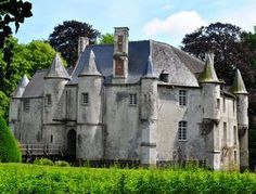 Château de Créminil ~ Estrée Blanche ~ Pas de Calais ~ Nord pas de Calais ~ France