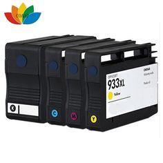 $19.48 (Buy here: https://alitems.com/g/1e8d114494ebda23ff8b16525dc3e8/?i=5&ulp=https%3A%2F%2Fwww.aliexpress.com%2Fitem%2F4pk-New-Ink-Cartridge-for-932XL-933XL-OfficeJet-6100-6600-6700-7110-7610-7612-Printer%2F32720865427.html ) 4pk New Compatible 932 / 933 Ink Cartridge for hp932XL hp933XL OfficeJet 7510 7512 6100 6600 6700 7110 7610 7612 Printer for just $19.48
