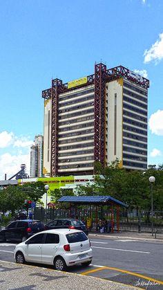 Edifício Pontual, na Vila, em Volta Redonda - RJ.
