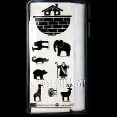 ﹩44.99. STAMPIN UP Noah's Ark RUBBER STAMPS SET DD Animals Bear Sheep Elephant Alligator    Type - Unmounted Stamp(s), Material - Rubber, Theme - Biblical Noah  His Ark of Animals, Style - Noah Elephant Bear Giraffe Sheep Crocodile Deer, Year Issued - 1996 Retired RARE Hard to Find as NEW UM, Number of Stamps in Set - 9, Featuring - Noah Elephant Bear Giraffe Sheep Crocodile Deer, Also Featuring - Large Bold Ark, !!!!!GREAT VALUE!!!!! - $$$$$FREE U.S.A. SHIPPING$$$$$,
