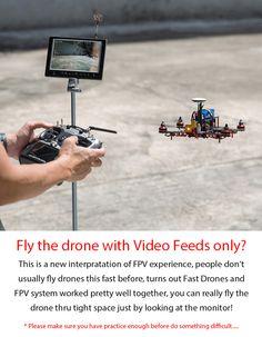 STORM Racing Drone GPS (RTF / Type-A NAZA V2) - HeliPal