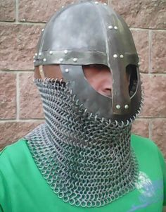 Chain Mail, Sword, Armour, Medieval, Chain Letter, Body Armor, Chainmaille, Mid Century, Middle Ages